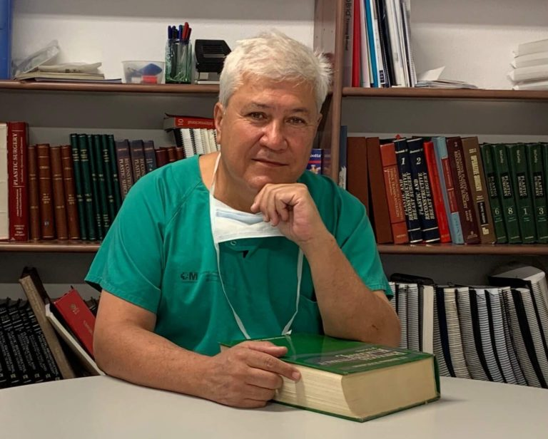 Dr. Raúl Fonseca Valero